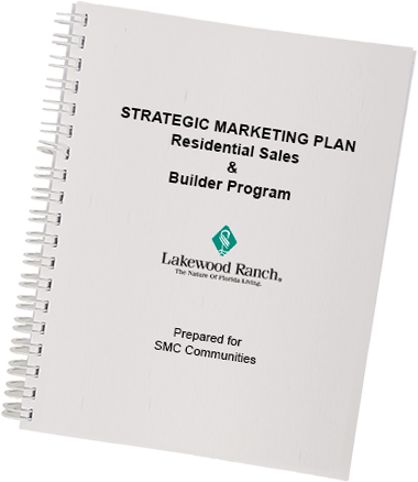 The Real Estate Marketing Alliance Marketing and Sales Lakewood Ranch Marketing Plan Sample Cover